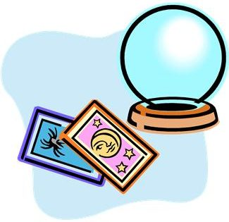 How to use a crystal ball