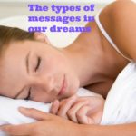 Types of messages you may get in a dream