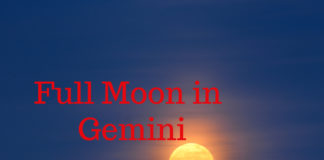 full moon in gemini