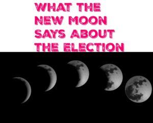 November 2018 new moon